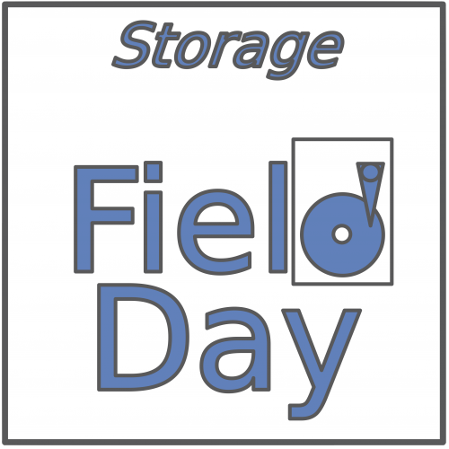 Storage Field Day 19: Getting Back to My Roots